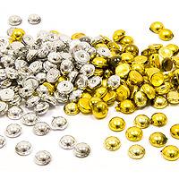 La Boite de Perles de Pluie de décoration Métallisées