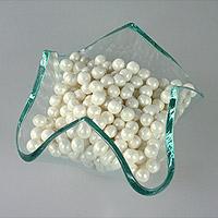 Perles en Sucre Nacrées Blanc 200g