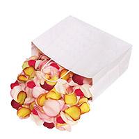 Pétales de Roses Frais Multicolor XL Mariage