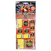 Le Paquet Assortiment 92 Pétards Cool Selection