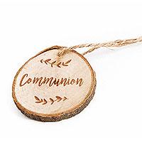 Rondins de Bois Communion