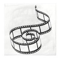 Serviettes Papier Cinéma x20