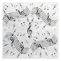 Serviettes Papier Musique x20