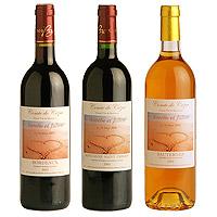 Coffret Dégustation Bouteilles Vin Personnalsé