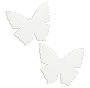 Confettis Papillons Mariage