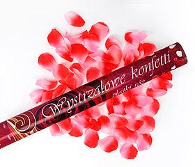 Canon Explosif Petales de Rose Mariage Rose