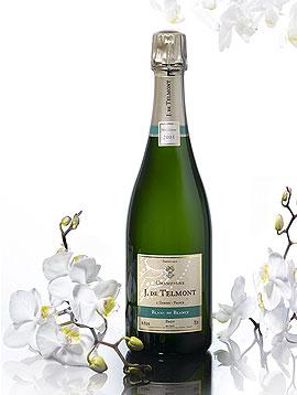 Champagne Blanc de Blancs Millésimé de Jean de Telmont