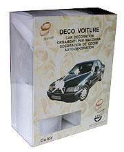 decoration voiture mariage kit