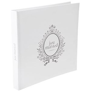 Livre d'Or Mariage Just Married
