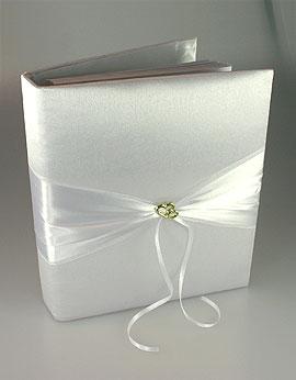Livre d'Or Mariage Coeurs Dorés Discount