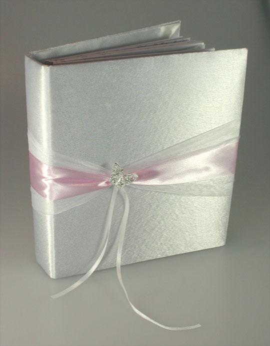 livre d 39 or mariage papillon strass livres d 39 or. Black Bedroom Furniture Sets. Home Design Ideas