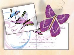 papillons magic flyer mariage scrapbooking mariage. Black Bedroom Furniture Sets. Home Design Ideas