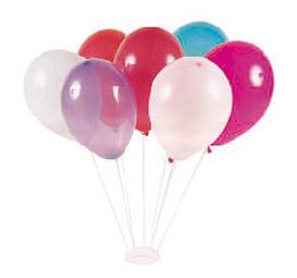 Socle Bouquet Ballons Mariage