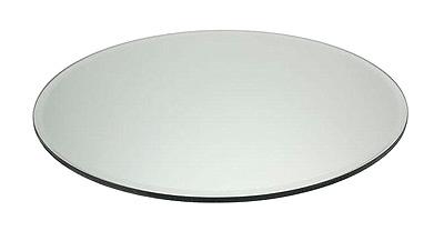 Assiette Rond en Miroir 25 cm