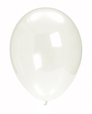 Ballons Transparents Mariage Cristal Transparent