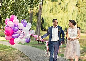Bouquet Ballon Mariage