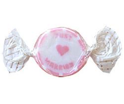 Bonbons Mariage Rose Blanc