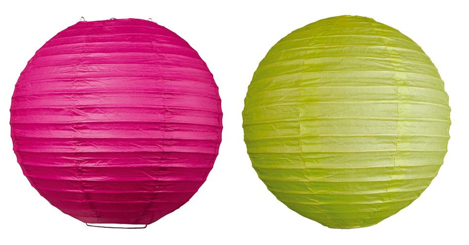 Boule Decoration.Boule Lampion De Décoration
