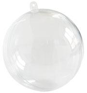 Boules Pvc Transparent Contenant