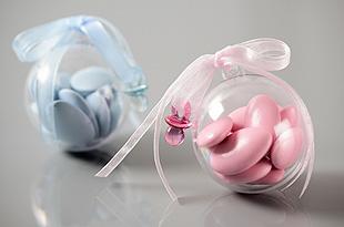 Boules Pvc Contenant Dragées