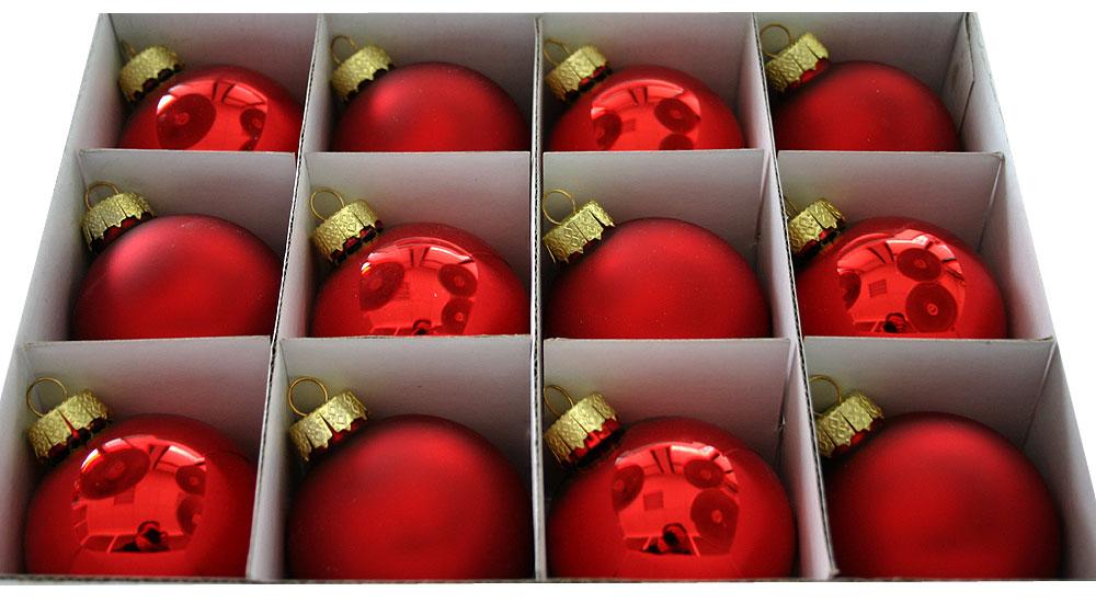 lovely grosses boules de noel 7 la boite de 12 grosses boules en verre 6 cm luxes pour sapin noel u003d grosses boules de noel exterieur - Grosses Boules De Noel Exterieur