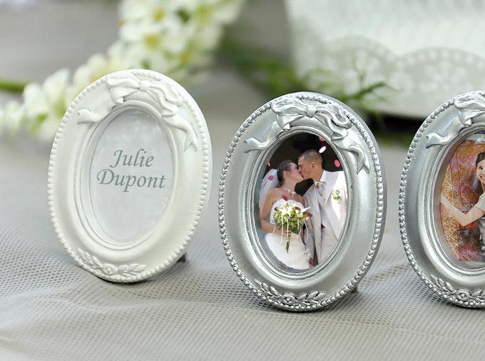 Le mini cadre baroque marque place ovale marque place pinces ardoises mariage - Petit cadre baroque pas cher ...