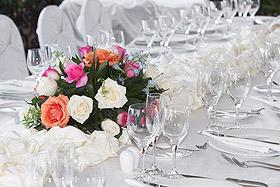 Centre de Table déco florale mariage