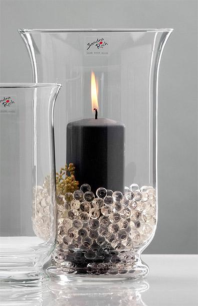 Le Photophore Evase Centre De Table Geant Luxe Bougies Decoratives