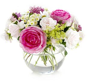 Vase En Verre Vase De Fleurs Arrangements De Fleurs Vases