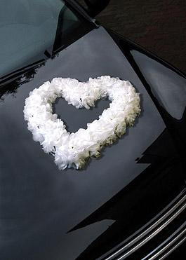 Deco voiture mariage sans fleur - Decoration voiture mariage sans fleur ...