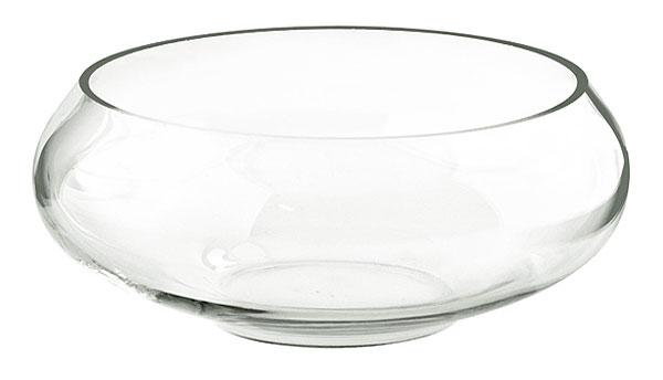 coupelle en verre ronde bougies flottantes | vases coupelles verre