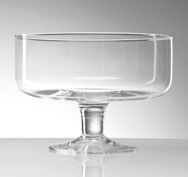 la coupelle en verre sur pied d coration de table bapteme. Black Bedroom Furniture Sets. Home Design Ideas