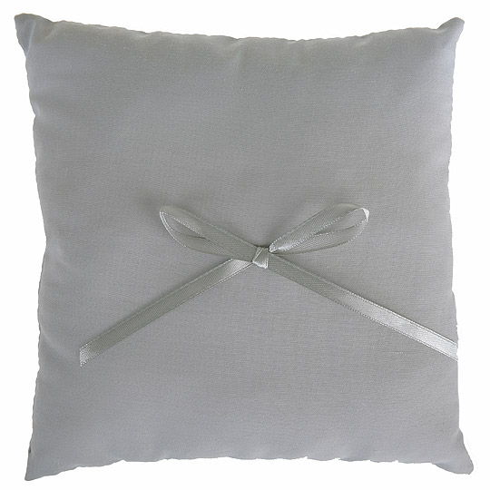 Coussin Alliances Sobre Gris