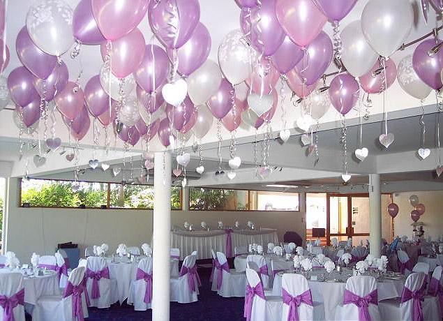 le lot de 50 ballons nacr s nos ballons et d corations de salle. Black Bedroom Furniture Sets. Home Design Ideas
