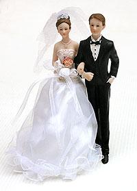 Figurine Mariage pas cher