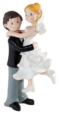 Figurine Mariage BD Bande Dessinée