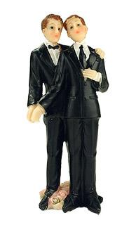 Figurine Mariés Pacs ou Mariage Gay
