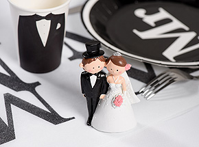 Figurine Mariage Bande Dessinée