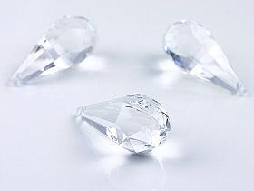 Pendentifs Goutte Cristal Mariage