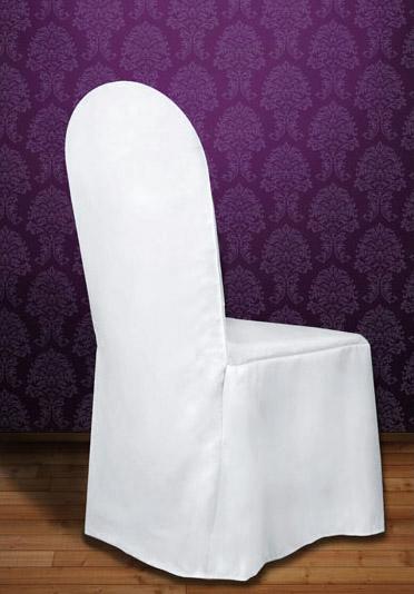 Housse Chaise Tissu Chaise Arrondie Mariage Pas Cher Housses De