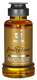 Huile de Massage Fruity Love 100ml Vanille