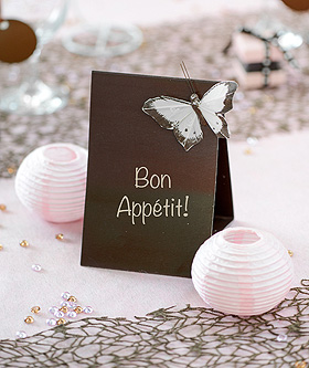 Décoration de table Mini Boule Lampion