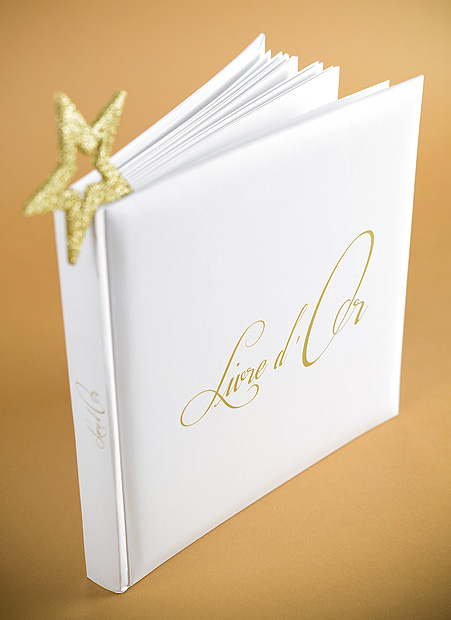 Livre d'Or Mariage Simple