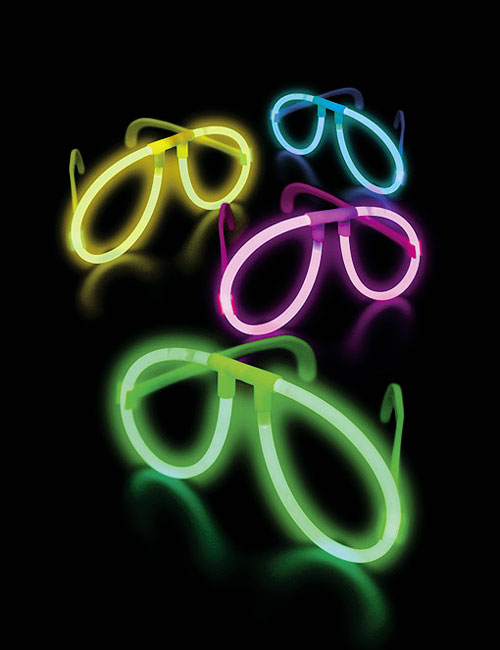 Lunettes Fluo Lumineuses pas cher