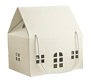 Urne Tirelire Mariage Forme Maison