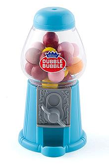 Mini Distributeur Chewing-Gum pas cher Turquoise