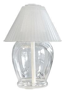Mini Lampe de Chevet Abat Jour Pvc Contenant
