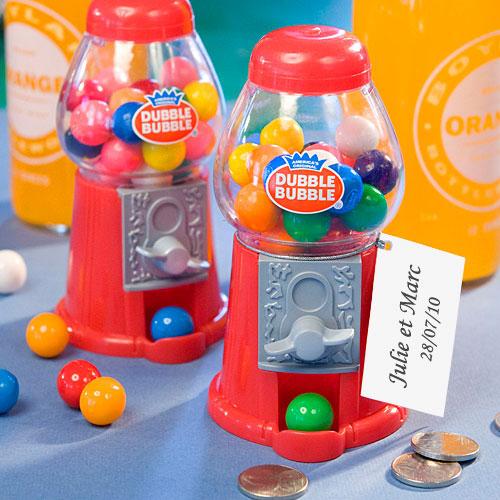 mini distributeur chewing gum rouge gateaux bonbons bouquets bonbons. Black Bedroom Furniture Sets. Home Design Ideas