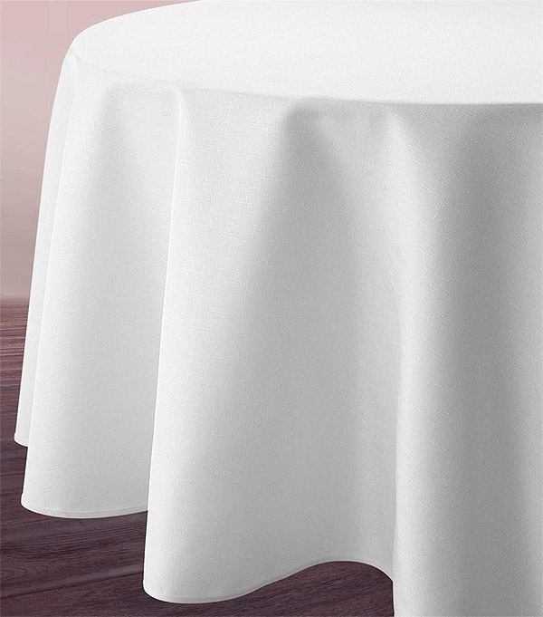 nappe blanche coton best nappe damasse elia blanc antitache with nappe blanche coton beautiful. Black Bedroom Furniture Sets. Home Design Ideas