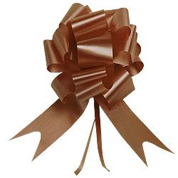 Noeuds Automatiques Polypro Mariage Chocolat
